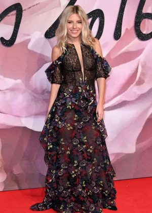 Mollie King - The Fashion Awards 2016 in London