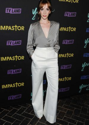 Molly Bernard - 'Younger' Season 3 and 'Impastor' Season 2 Premiere in NY