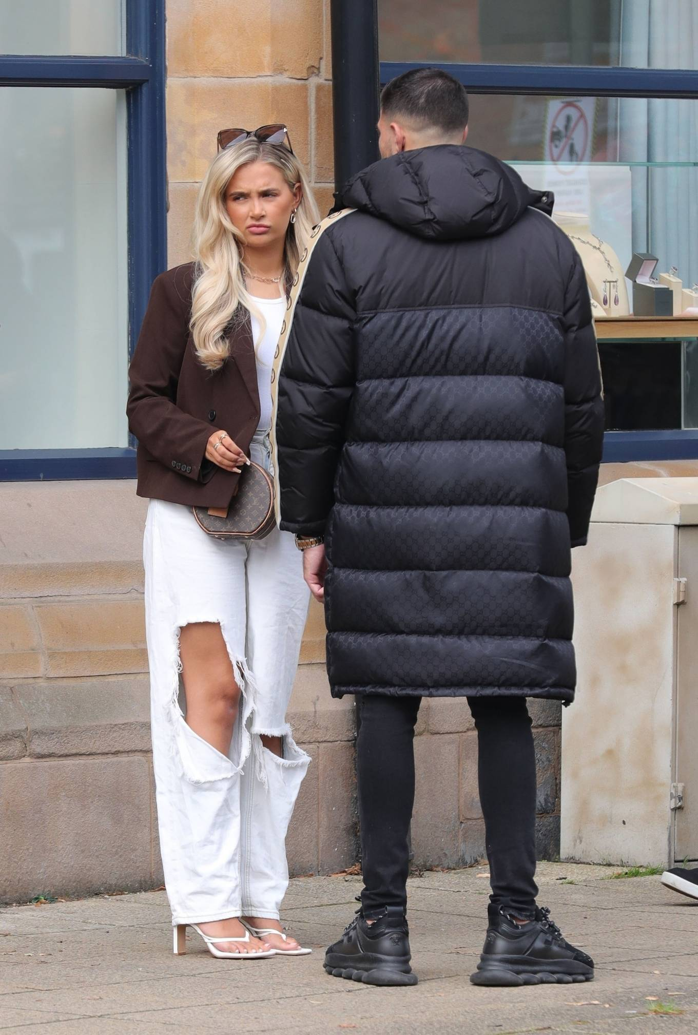 Molly-Mae Hague 2020 : Molly-Mae Hague and Tommy Fury – Seen while out in Cheshire -02