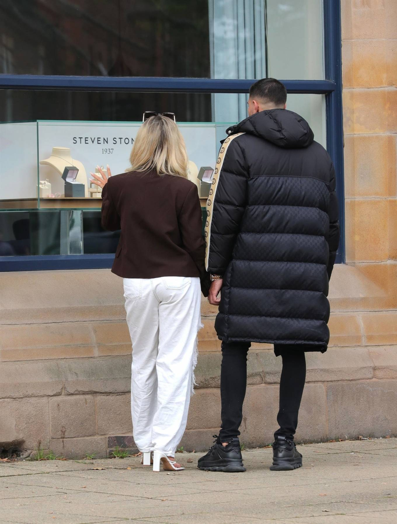 Molly-Mae Hague 2020 : Molly-Mae Hague and Tommy Fury – Seen while out in Cheshire -08