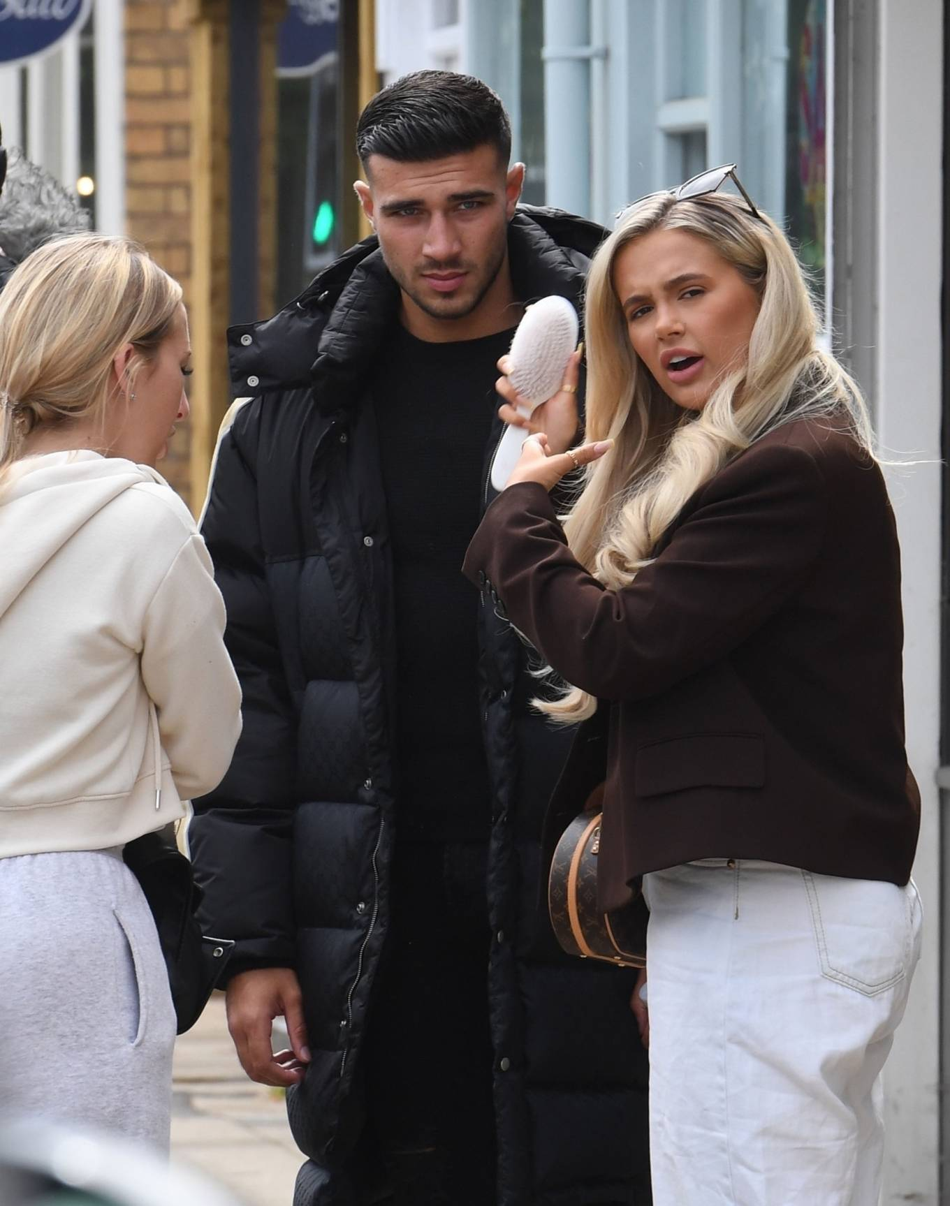 Molly-Mae Hague 2020 : Molly-Mae Hague and Tommy Fury – Seen while out in Cheshire -11