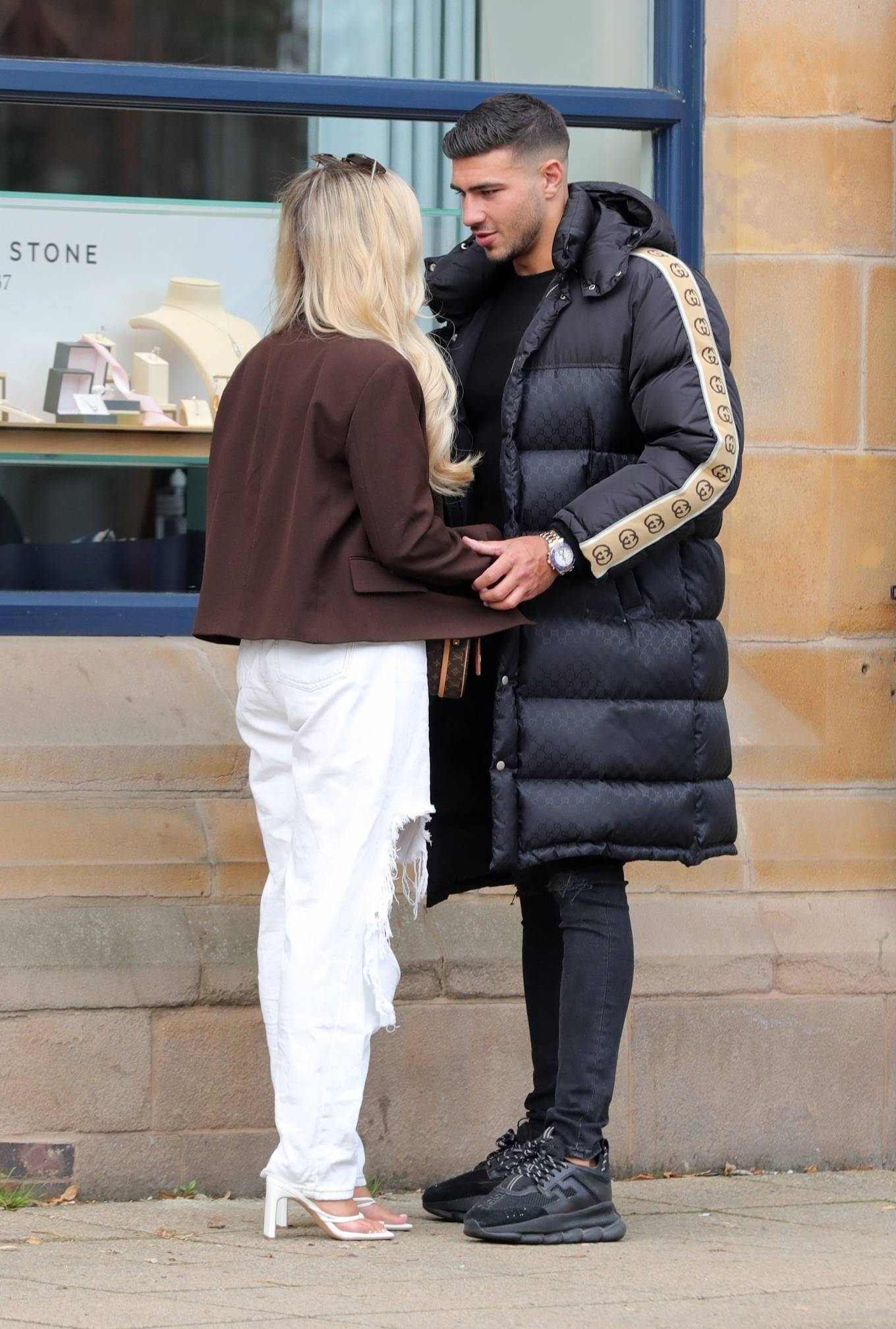 Molly-Mae Hague 2020 : Molly-Mae Hague and Tommy Fury – Seen while out in Cheshire -12