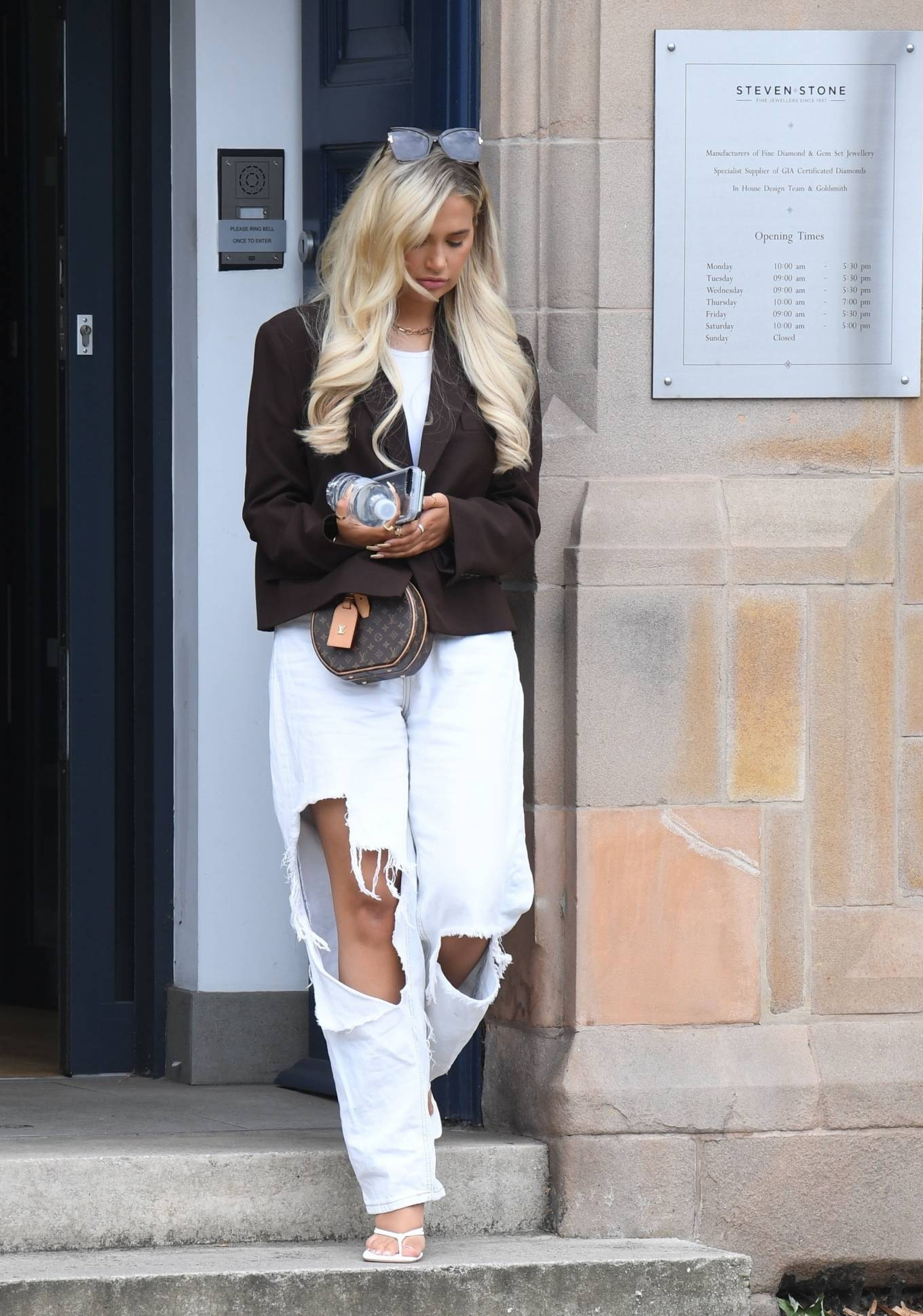 Molly-Mae Hague 2020 : Molly-Mae Hague and Tommy Fury – Seen while out in Cheshire -15