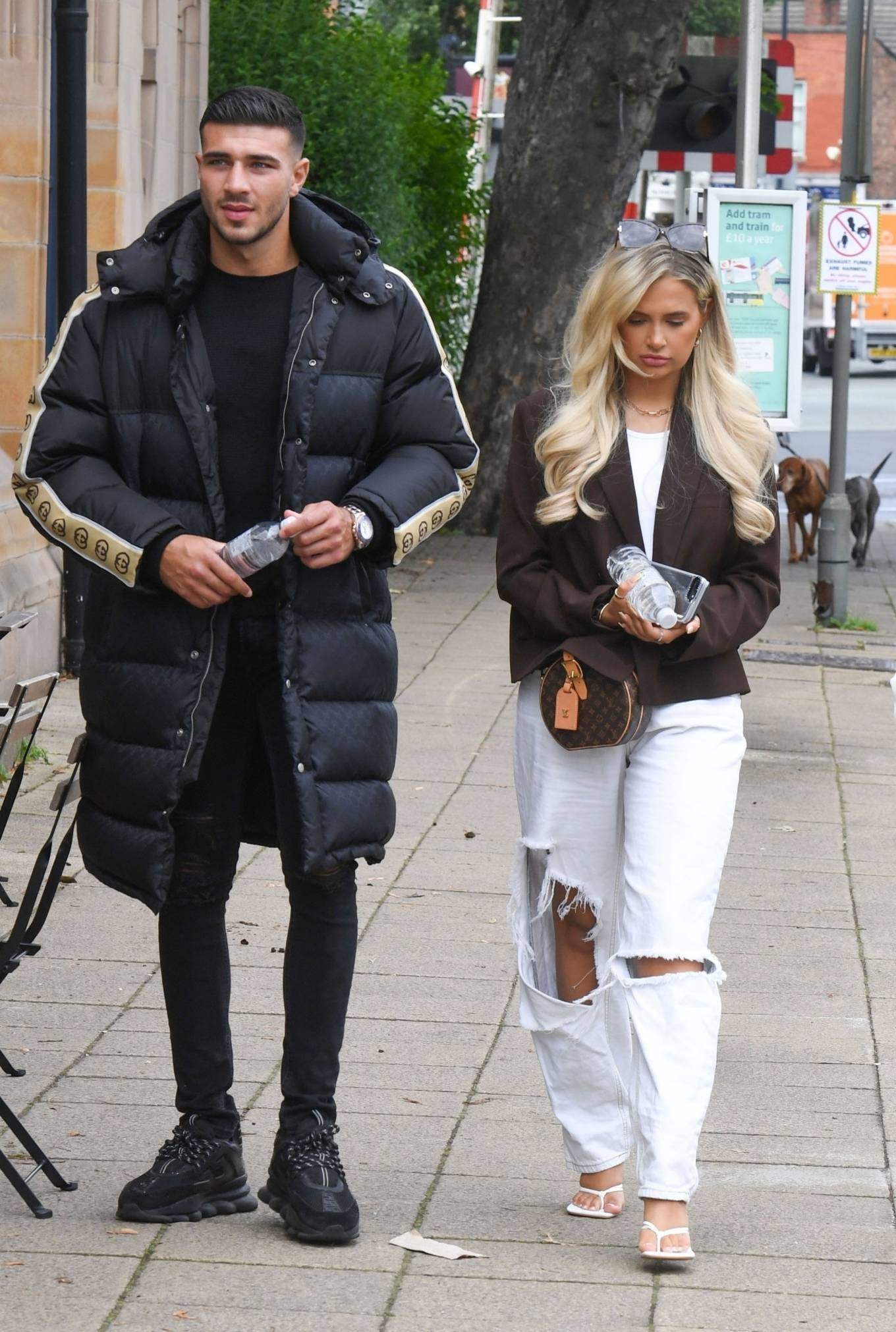 Molly-Mae Hague 2020 : Molly-Mae Hague and Tommy Fury – Seen while out in Cheshire -16