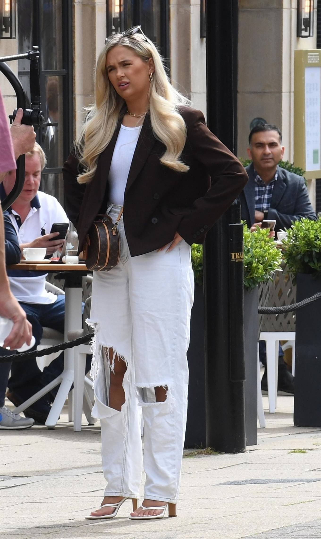 Molly-Mae Hague 2020 : Molly-Mae Hague and Tommy Fury – Seen while out in Cheshire -19