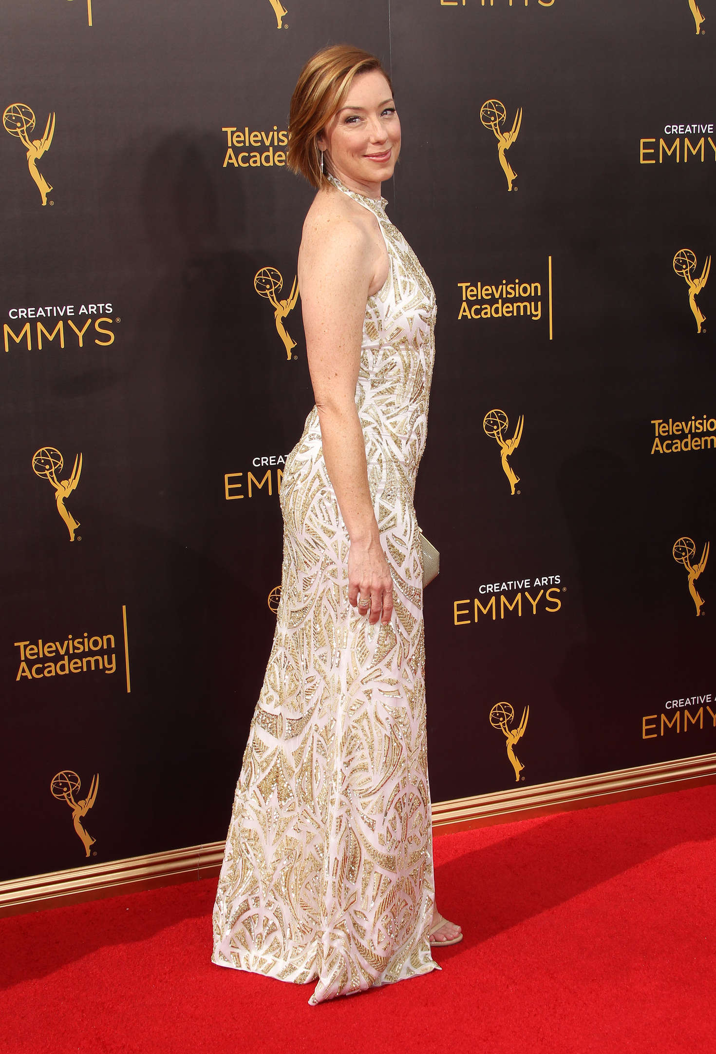 Molly Parker: Creative Arts Emmy Awards 2016 -13 - GotCeleb
