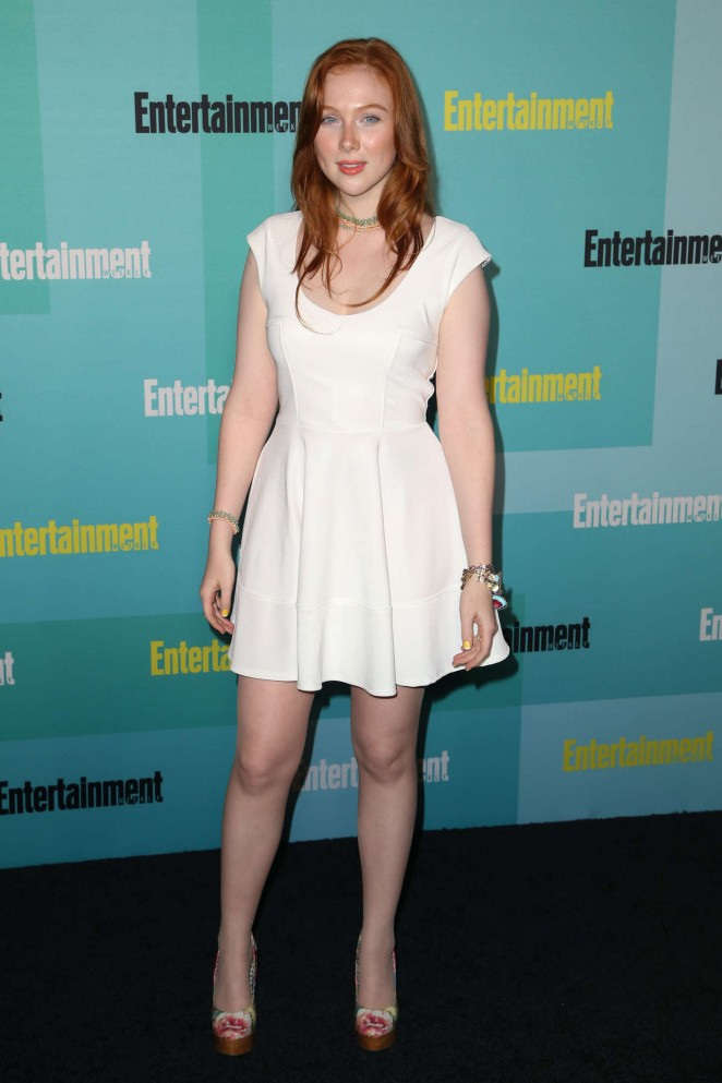 Molly Quinn - Entertainment Weekly Party at Comic-Con in San Diego