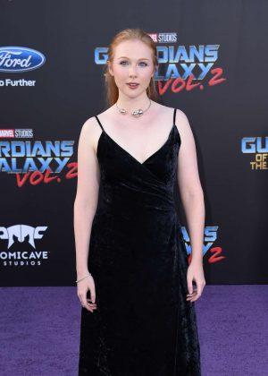 Molly Quinn - 'Guardians of the Galaxy Vol. 2' Premierein LA