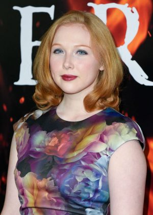 Molly Quinn - 'Inferno' Premiere in Los Angeles