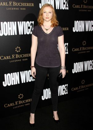 Molly Quinn - 'John Wick Chapter 2' Premiere in Los Angeles