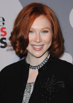 Molly Quinn - Minnie Mouse Rocks The Dots Art And Fashion Exhibit in Los Angeles