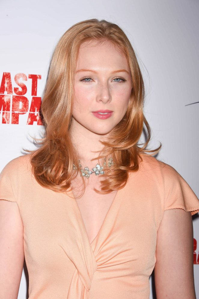 Molly Quinn – The Last Rampage Screening in Los Angeles