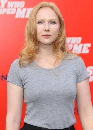 Molly Quinn - 'The Spy Who Dumped Me' Premiere in Los Angeles