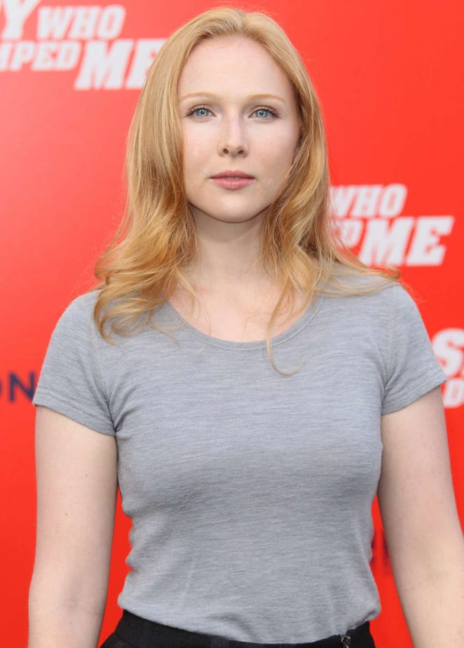 Molly Quinn – 'The Spy Who Dumped Me' Premiere in Los Angeles