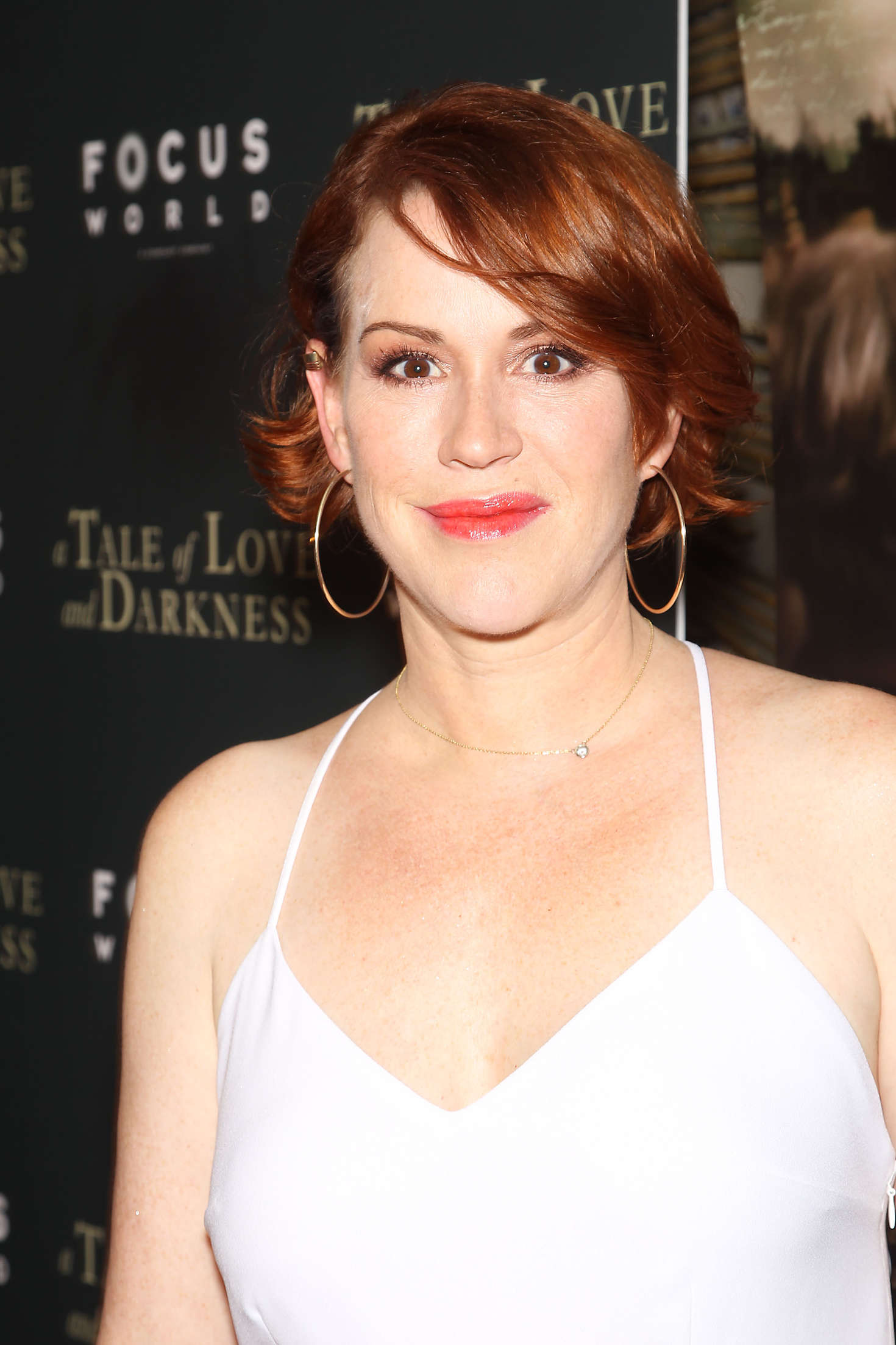 Molly Ringwald - 'A Tale of Love and Darkness' Premiere in ...