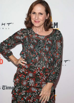Molly Shannon - LA Film Festival 'The Little Hours' Screening in Culver City