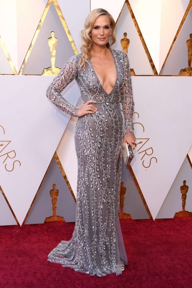 Molly Sims - 2018 Academy Awards in Los Angeles