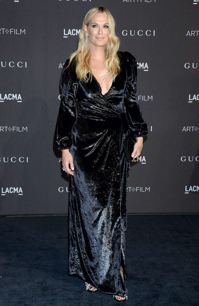 Molly Sims - 2018 LACMA Art+Film Gala in Los Angeles