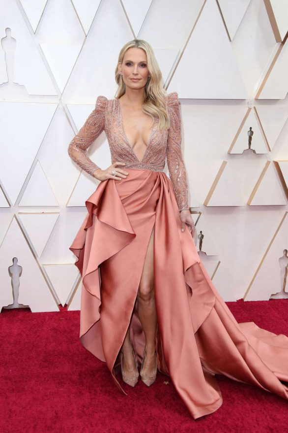 Molly Sims - 2020 Oscars in Los Angeles
