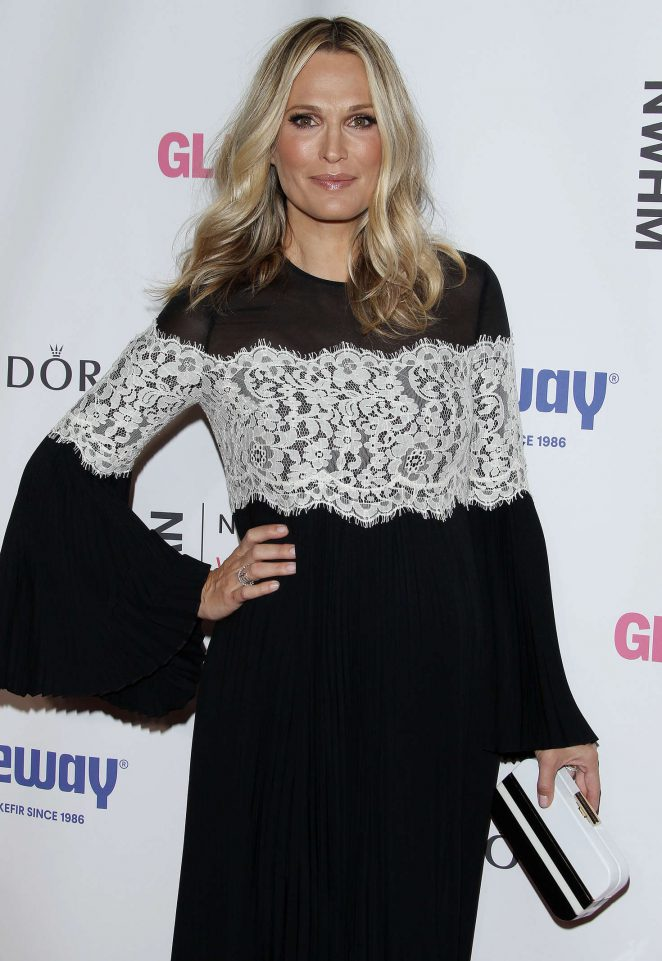 Molly Sims - 5th Annual Women Making History Brunch in Beverly Hills