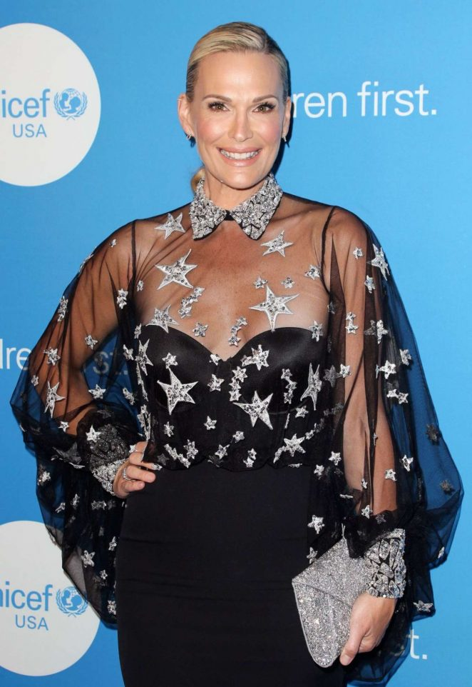 Molly Sims - 7th Biennial UNICEF Ball in Beverly Hills