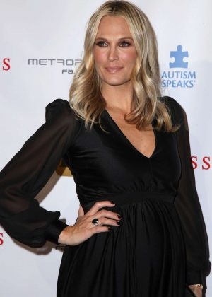 Molly Sims - Autism Speaks La Vie En BLUE Fashion Gala in Burbank