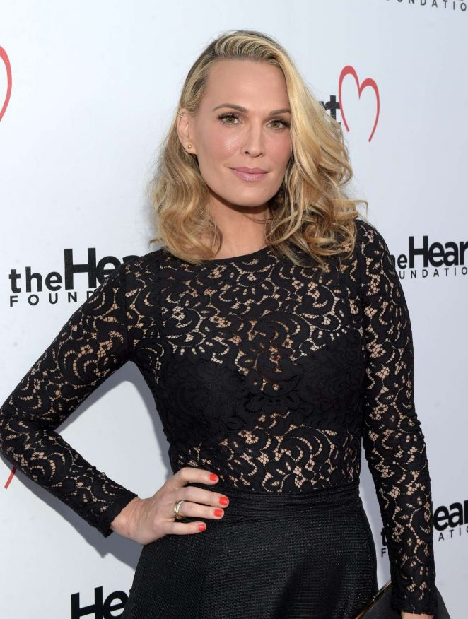 Molly Sims - Heart Foundation's Honoring of Mike Meldman in Beverly Hills