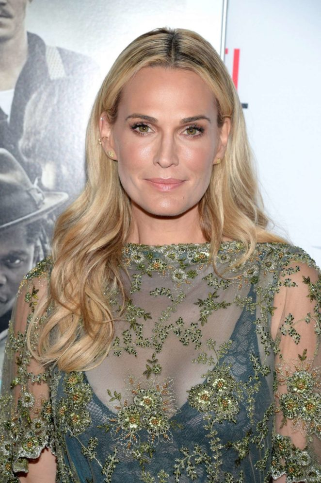 Molly Sims - 'Mudbound' Premiere at AFI Fest 2017 in Hollywood