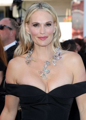 Molly Sims - 'Okja' Premiere at 70th annual Cannes Film Festival