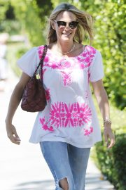 Molly Sims - Out in Santa Monica