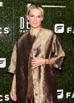 Molly Sims - The 'Demi Lovato for Fabletics' Launch Party in Los Angeles
