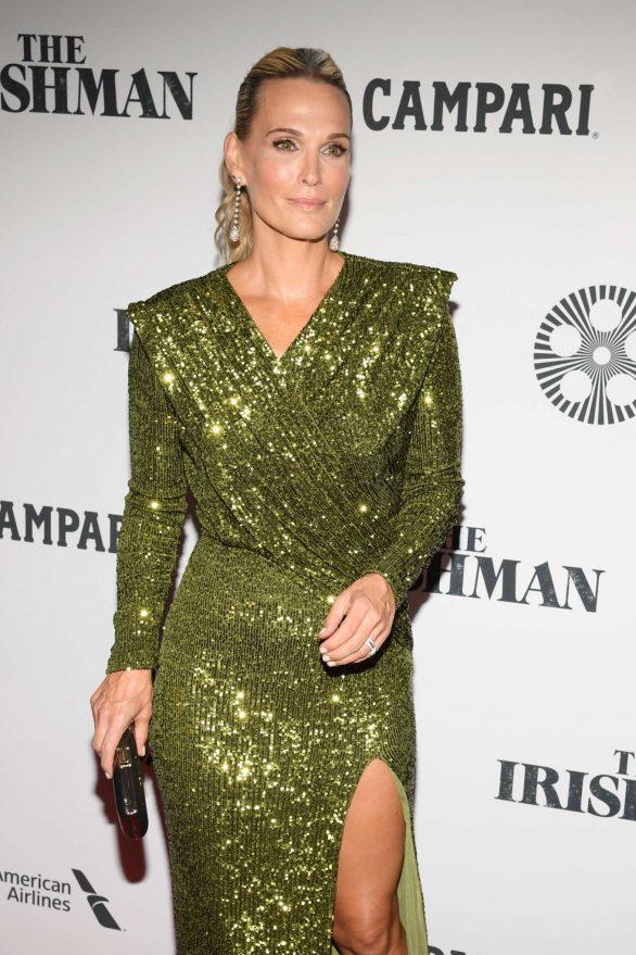 Molly Sims - 'The Irishman' Screening - 57th New York Film Festival