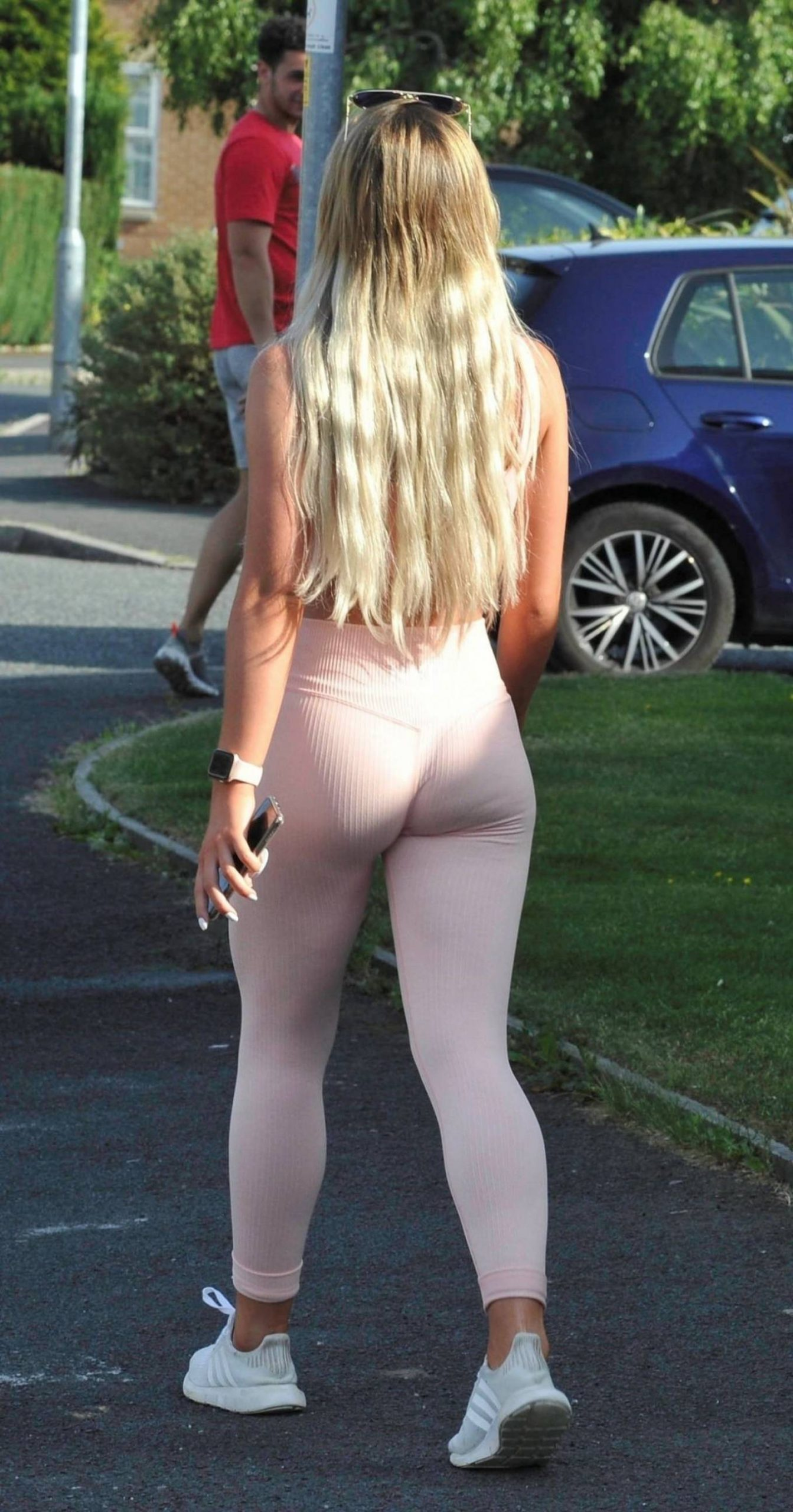 Molly Smith - Out and about in Manchester