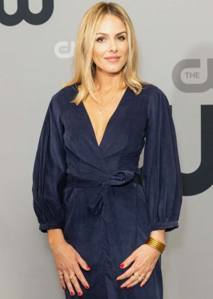 Monet Mazur - 2018 CW Network Upfront Presentation in New York