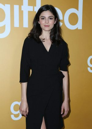 Monica Barbaro - 'Gifted' Premiere in Los Anegeles