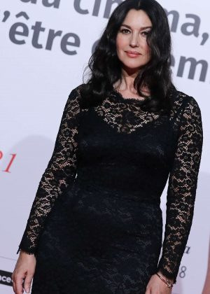 Monica Bellucci - 10th Lumiere Festival Opening in Lyon