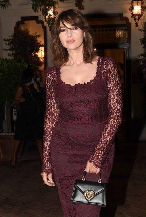 Monica Bellucci - 2020 Taormina Film Fest Evening in Honor of Dolce and Gabbana