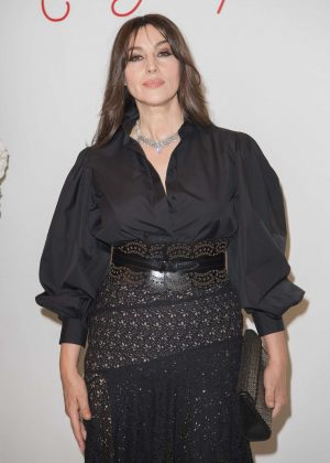 Monica Bellucci - 69th annual Red Cross Ball in Monte Carlo