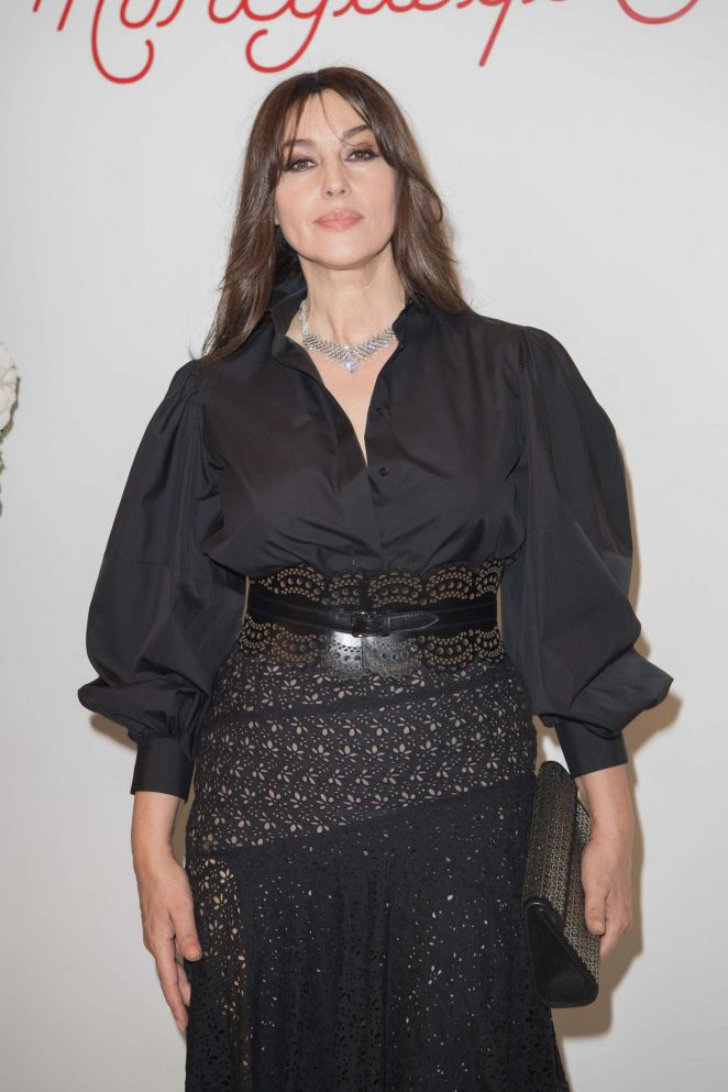Monica Bellucci – 69th annual Red Cross Ball in Monte Carlo