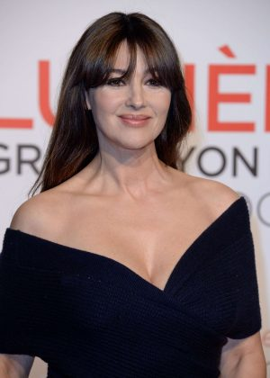 Monica Bellucci - 8th Lumiere Festival Opening in Lyon