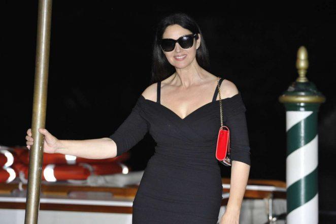 Monica Bellucci: Arrives in Venice for the 73rd Venice Film Festival -12