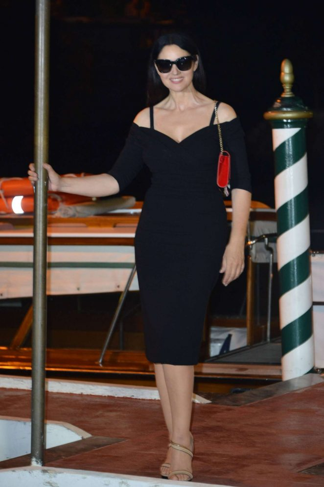 Monica Bellucci: Arrives in Venice for the 73rd Venice Film Festival -16