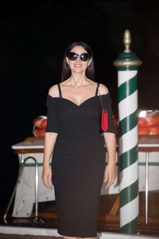Monica Bellucci: Arrives in Venice for the 73rd Venice Film Festival -18