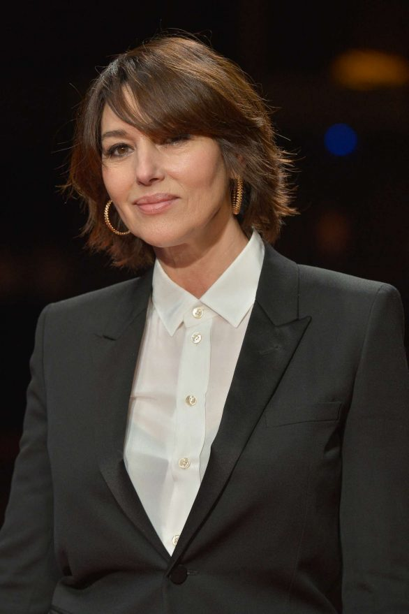 Monica Bellucci - Asterix Mission Cleopatre screening during 2019 Lyon Lumiere Festival