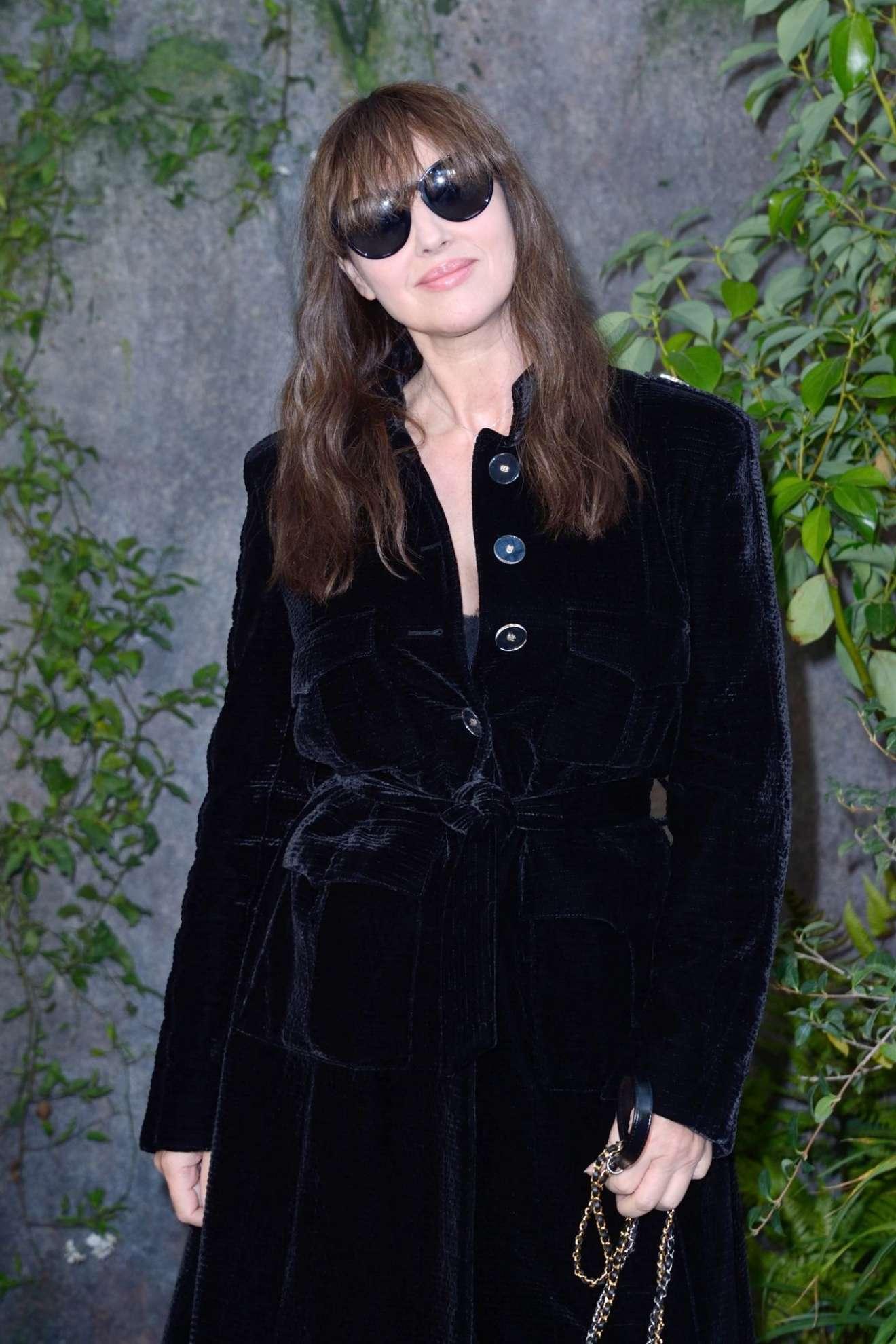 Monica Bellucci 2017 : Monica Bellucci – Chanel Fashion Show, Paris Fashion Week in Paris-09