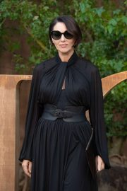 Monica Bellucci - Christian Dior Womenswear SS 2020 at Paris Fashion Week