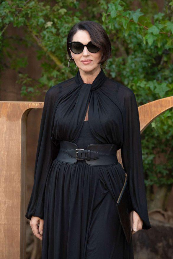 Monica Bellucci - Christian Dior Womenswear SS 2020 at Paris Fashion Week