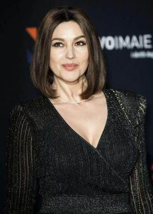 Monica Bellucci - David Di Donatello Award Ceremony 2018 in Rome