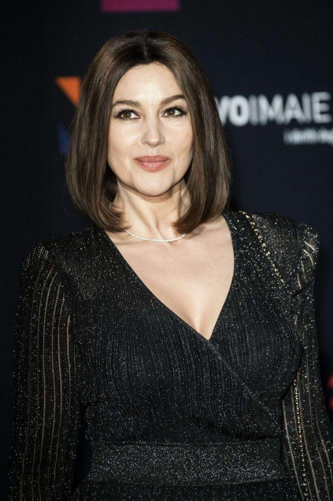 Monica Bellucci – David Di Donatello Award Ceremony 2018 in Rome