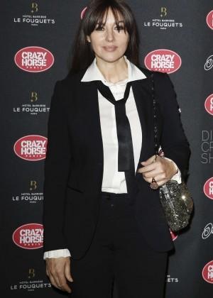 Monica Bellucci - Dita Von Teese's Crazy Show Opening Night in Paris